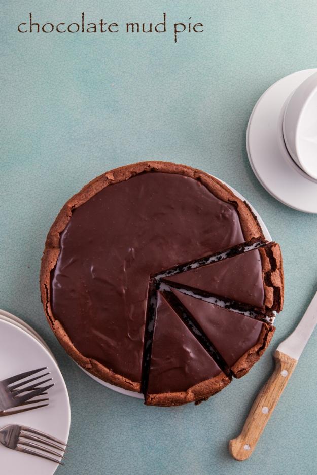 chocolate mud pie | thechocolatehog